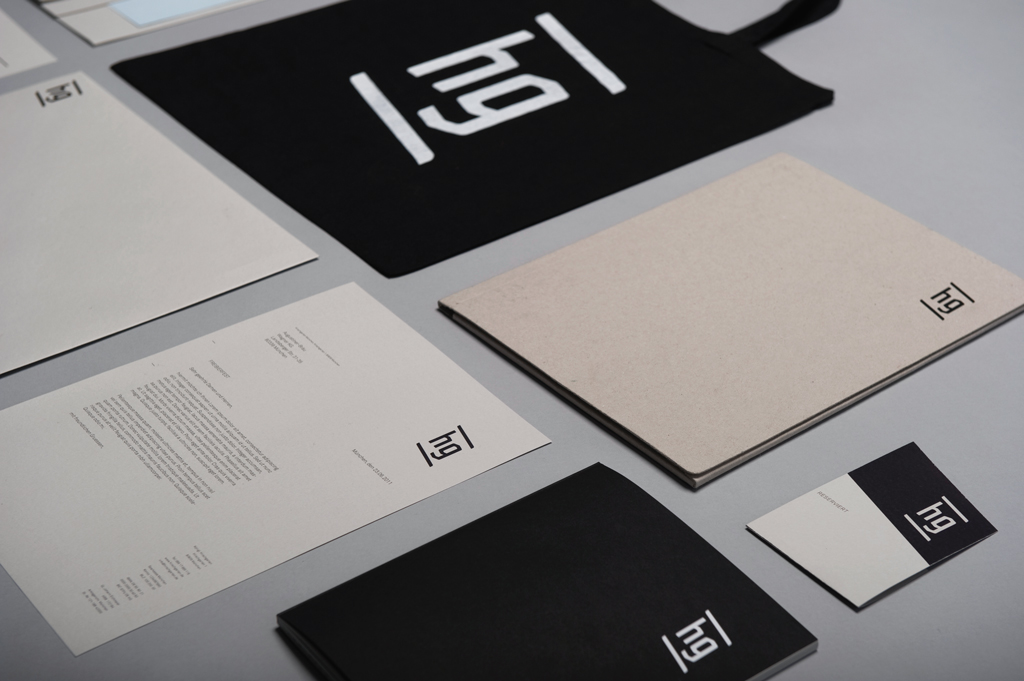 Stationary for the Hirschgarten Rebranding Project